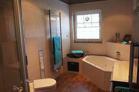 Modernes Bad Auf Kleinstem Raum Mit Baumwollputz Und Spanndecke Baujahr 2012